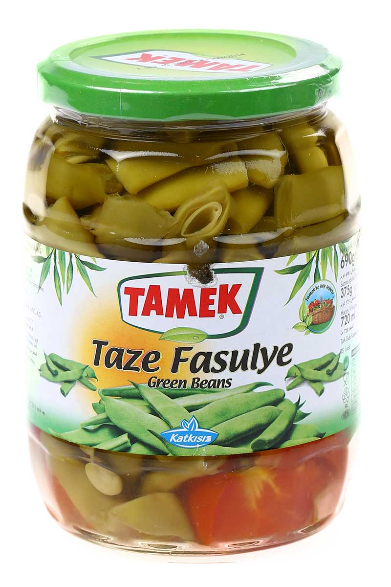 Tinned Pickled Paste Tinned Konserve Tamek